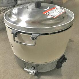 【中古】炊飯器 リンナイ RR-30S1 幅450×奥行421×高さ407.5 都市ガス 【送料無料】【業務用】