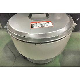 【中古】ガス炊飯器 リンナイ RR-40S1 幅525×奥行481×高さ408 都市ガス 【送料別途見積】【業務用】