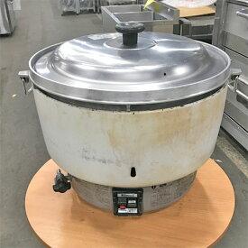 【中古】ガス炊飯器 タイジ DA-602 幅525×奥行481×高さ434 LPG(プロパンガス) 【送料別途見積】【業務用】