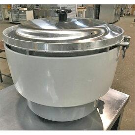 【中古】ガス炊飯器 リンナイ RR-50SM1 幅525×奥行481×高さ434 都市ガス 【送料無料】【業務用】