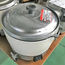 【中古】ガス炊飯器 リンナイ RR-30S1 幅450×奥行421×高さ425 都市ガス 【送料別途見積】【業務用】