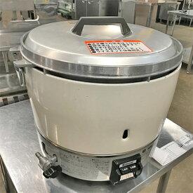 【中古】ガス炊飯器 リンナイ RR-30S1 幅450×奥行421×高さ425 LPG(プロパンガス) 【送料無料】【業務用】