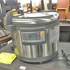 【中古】電気炊飯ジャー パナソニック(Panasonic) SR-PGC45 幅502×奥行429×高さ390 【送料別途見積】【業務用】