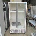 【中古】冷蔵ショーケース ホシザキ SSB-70CT2 幅700×奥行450×高さ1410 【送料別途見積】【業務用】