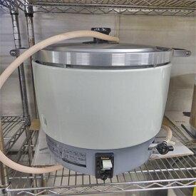 【中古】ガス炊飯器 パロマ PR-6DSS-1 幅414×奥行513×高さ410 LPG(プロパンガス) 【送料別途見積】【業務用】