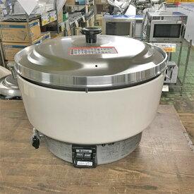 【中古】ガス炊飯器 4升 リンナイ RR-40S1 幅525×奥行481×高さ421 都市ガス 【送料無料】【業務用】