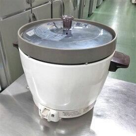 【中古】炊飯器 リンナイ RR-20SF2 幅431×奥行335×高さ348 LPG(プロパンガス) 【送料別途見積】【業務用】