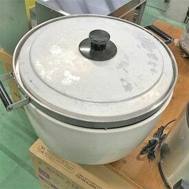 【中古】ガス炊飯器 パロマ PR-10DSS-1 幅449×奥行573×高さ470 LPG(プロパンガス) 【送料別途見積】【業務用】