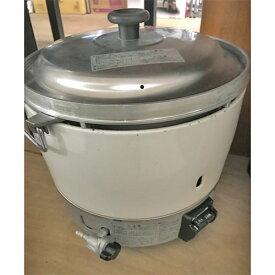 【中古】ガス炊飯器 リンナイ RR-30S1 幅450×奥行421×高さ425 LPG(プロパンガス) 【送料別途見積】【業務用】