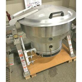 【中古】回転釜 日本給食設備 KGS-10 幅1240×奥行715×高さ780 LPG(プロパンガス) 【送料別途見積】【業務用】