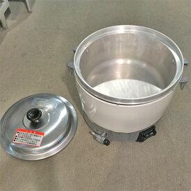 【中古】ガス炊飯器 3升 リンナイ RR-30S1 幅450×奥行421×高さ408 LPG(プロパンガス) 【送料無料】【業務用】