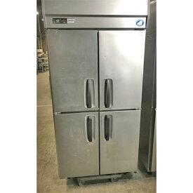 【中古】縦型冷蔵庫 パナソニック(Panasonic) SRR-981VSA 幅900×奥行800×高さ1950 【送料別途見積】【業務用】