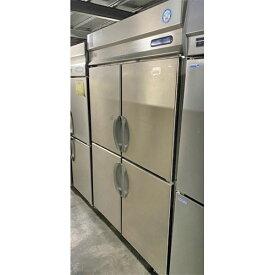 【中古】4ドア冷蔵庫 フクシマガリレイ(福島工業) ARD-120RMD 幅1200×奥行800×高さ1950 三相200V 【送料別途見積】【業務用】