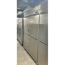 【中古】4ドア冷蔵庫 フクシマガリレイ(福島工業) ALD-150RMDF 幅1500×奥行800×高さ2200 三相200V 【送料別途見積】【業務用】