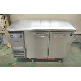 【中古】冷蔵コールドテーブル ホシザキ RT-120SNG 幅1200×奥行600×高さ800 【送料別途見積】【業務用】
