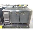 【中古】冷蔵コールドテーブル フクシマガリレイ(福島工業) YRC-120RM 幅1200×奥行600×高さ800 【送料別途見積】【業務用】