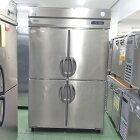 【中古】4ドア冷蔵庫 フクシマガリレイ(福島工業) ARD-120RM-F 幅1200×奥行800×高さ1950 【送料別途見積】【業務用】