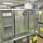 【中古】冷蔵コールドテーブル フクシマガリレイ(福島工業) YRC-120RM2 幅1200×奥行600×高さ800 【送料別途見積】【業務用】