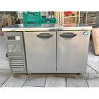 【中古】冷蔵コールドテーブル パナソニック(Panasonic) SUR-K1261S 幅1200×奥行600×高さ800 【送料別途見積】【業務用】