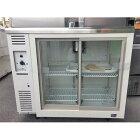 【中古】冷蔵ショーケース パナソニック(Panasonic) SMR-V941NB 幅900×奥行450×高さ800 【送料別途見積】【業務用】