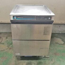 【中古】食器洗浄機 ホシザキ JWE-400TUB3 幅600×奥行600×高さ800 三相200V 【送料別途見積】【業務用】