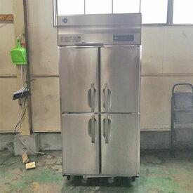 【中古】冷蔵庫 ホシザキ HR-90A3-ML 幅900×奥行800×高さ1910 三相200V 【送料別途見積】【業務用】