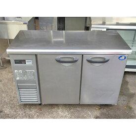 【中古】冷蔵コールドテーブル パナソニック(Panasonic) SUR-K12515A 幅1200×奥行600×高さ800 【送料別途見積】【業務用】