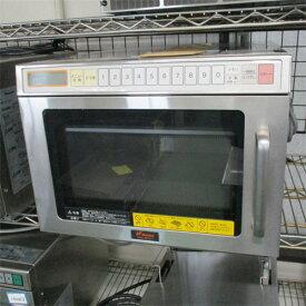 【中古】電子レンジ ネスター ERN-18TM-1 幅420×奥行525×高さ335 【送料別途見積】【業務用】