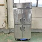 【中古】縦型冷凍冷蔵庫 フクシマガリレイ(福島工業) URN-092PM6 幅900×奥行650×高さ1950 【送料別途見積】【業務用】