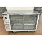 【中古】冷蔵ショーケース ホシザキ RTS-120SNB2 幅1200×奥行600×高さ800 【送料無料】【業務用】