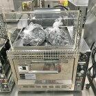【中古】焼き芋機 エイシン電機 YG-20S 幅430×奥行345×高さ480 【送料別途見積】【業務用】