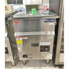 【中古】ガス蒸し器 マルゼン MUS-055D 幅510×奥行580×高さ770 LPG(プロパンガス) 【送料別途見積】【業務用】