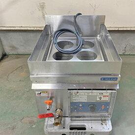【中古】電気ゆで麺機 ニチワ電機 ENB-450 幅450×奥行550×高さ340 三相200V 【送料別途見積】【業務用】