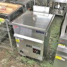 【中古】ガス蒸し器 マルゼン MUS-055D 幅505×奥行575×高さ840 LPG(プロパンガス) 【送料別途見積】【業務用】