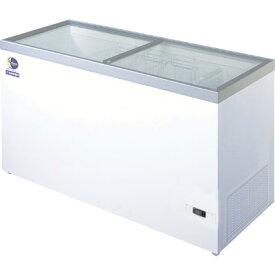 【受注生産】ダイレイ 冷凍ショーケース 温度帯(-50℃)超低温ショーケース 368L HFG-400e 幅1571×奥行638×高さ825(mm) 単相100V【送料無料】 /テンポス