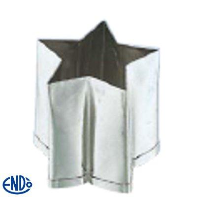 孝義 生抜(真鍮・ニッケルメッキ仕上げ) ホシ D A33×B34/業務用/新品/小物送料対象商品