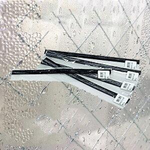 窓拭きワイパー スクイジー替えゴム 35cm×5本セット