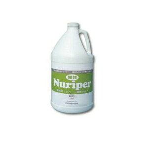 強力水回り用洗剤 酸性ヌリッパー 3.78L