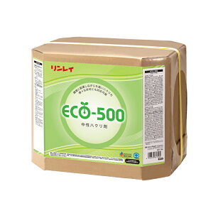ECO-500 RECOBO 18L 1個 リンレイ 770136