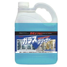 R'S PRO ガラスクリーナー 4L 1本 リンレイ 727134