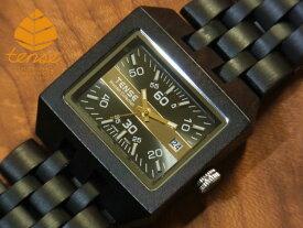 テンス【tense】カンヴァスモデル No.242 ダークサンダルウッド使用1971年創業のカナダ木工専門技を結集し、匠が創り上げたTENSE木製腕時計(ウッドウォッチ)。テンス社日本総輸入元公式販売サイト。【日本総輸入元のメンテナンス保証付】