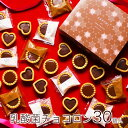 バレンタイン 義理チョコ チョコレート スイーツ 大量 おもしろチョコ プチギフト 2020 予約 乳酸菌 チョコロン 30個…