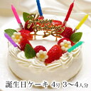 【あす楽 12時まで】誕生日ケーキ バースデーケーキ 誕生日プレゼント クリスマスケーキ 2020 大人 子供 翌日 配送 冷…
