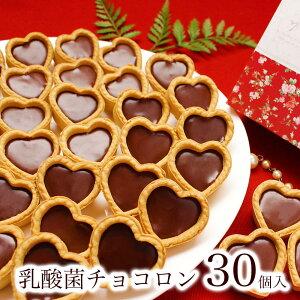 【送料無料】バレンタイン チョコ チョコレート 義理チョコ 2021 子供 本命 友チョコ 限定 プチギフト 詰め合わせ おしゃれ お取り寄せ 個包装 小分け 大人数 面白い 健康 高級【 乳酸菌 チョ