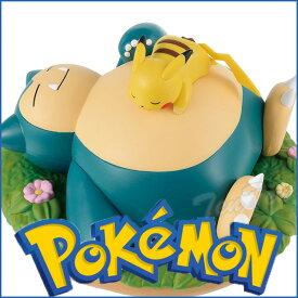 ポケットモンスター サン&ムーン ピカチュウ&カビゴン フィギュア 【即納品】 ポケモン Pokemon ヴィネット風フィギュア