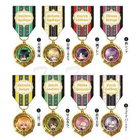 終わりのセラフグッズ デコレーションメダル 8個入り BOX 【即納品】 ピンバッジ