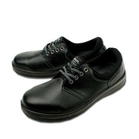 シモン安全靴 安全スニーカー WS11 セーフティシューズ 樹脂先芯 黒 22〜28cm