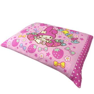 腔枕頭枕我的旋律 ★ 酯枕頭初中大小三麗鷗 28 x 39 釐米孩子的枕頭粉色