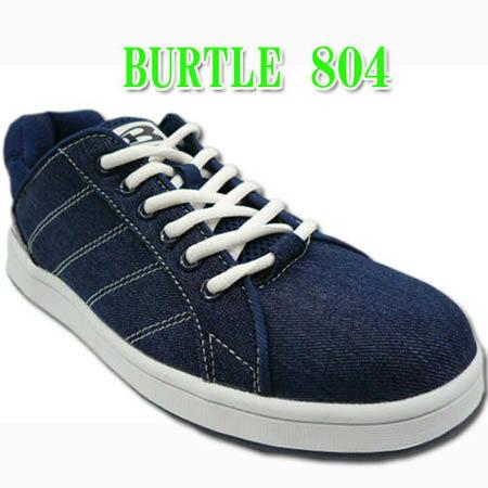 かかとが踏める メンズ 作業靴 BURTLE (バートル) 804 スチールワイド先芯入り スニーカー 24.5〜27.0 28.0cm