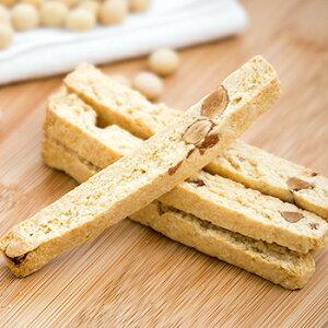 豆乳おからクッキー カリッとハード食感 アーモンド ビスコッティ バター マーガリン 卵 牛乳 不使用 保存料 香料 無添加
